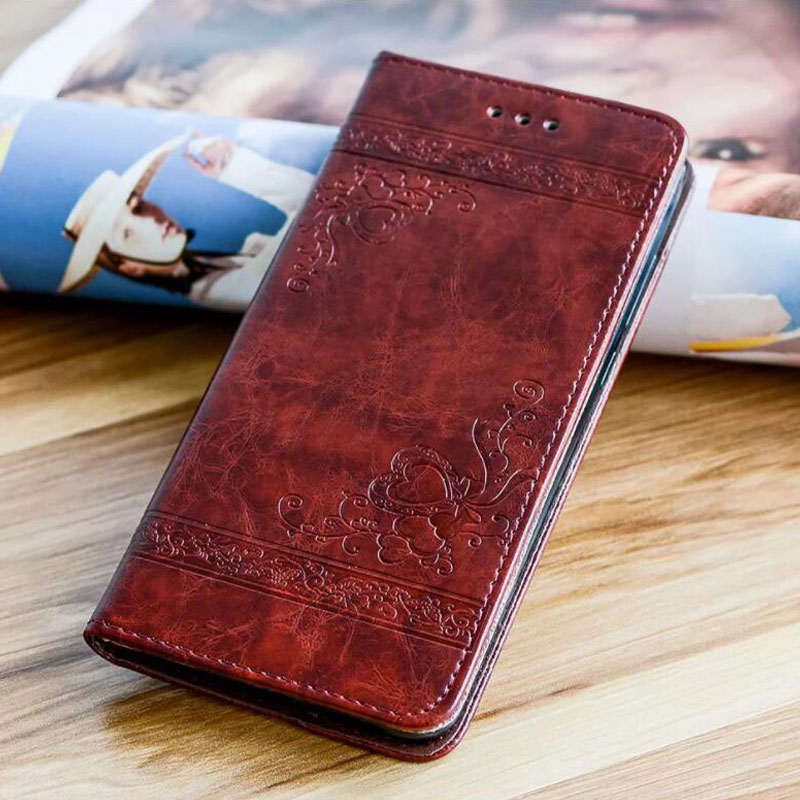 Embossed Flip Wallet Cover for <font><b>Samsung</b></font> A50 A60 A70 A40 A30 A20 <font><b>A10</b></font> M10 M20 M30 <font><b>Case</b></font> Magnetic Leather <font><b>Case</b></font> M105 M205 A40S A505F image