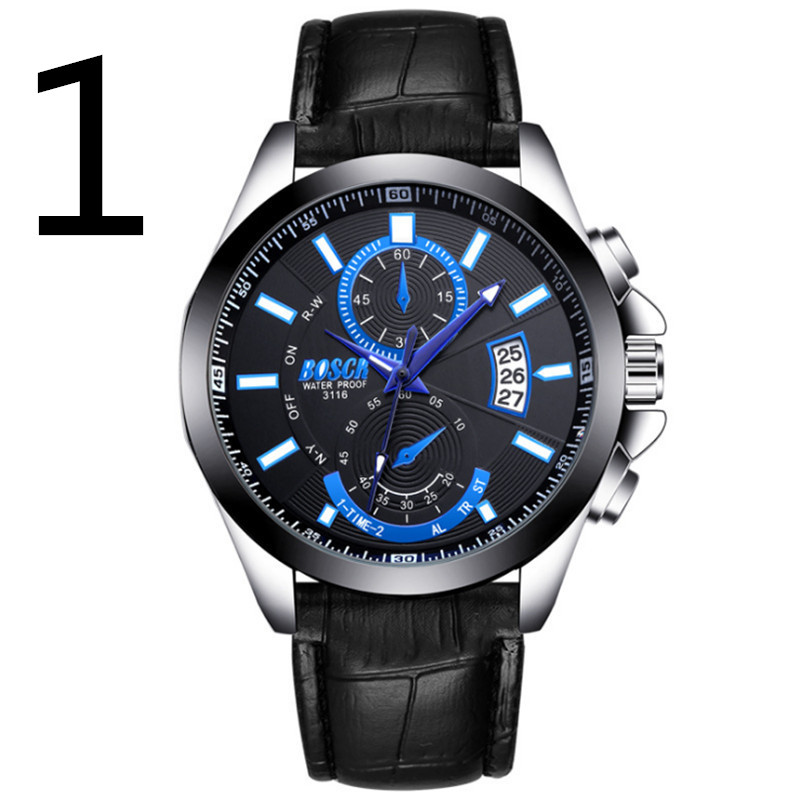 Male student simple trend casual watch waterproof fashion mens 2019 new 16#Male student simple trend casual watch waterproof fashion mens 2019 new 16#