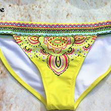 Sexy Bikini Bottom Swimwear Brazilian Bikini Separates 2016 New Summer Women's S