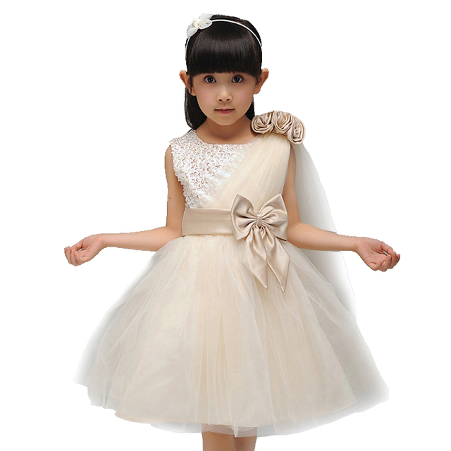 2015 New Baby Girls Dress baby Girls clothes vestidos infantis ...
