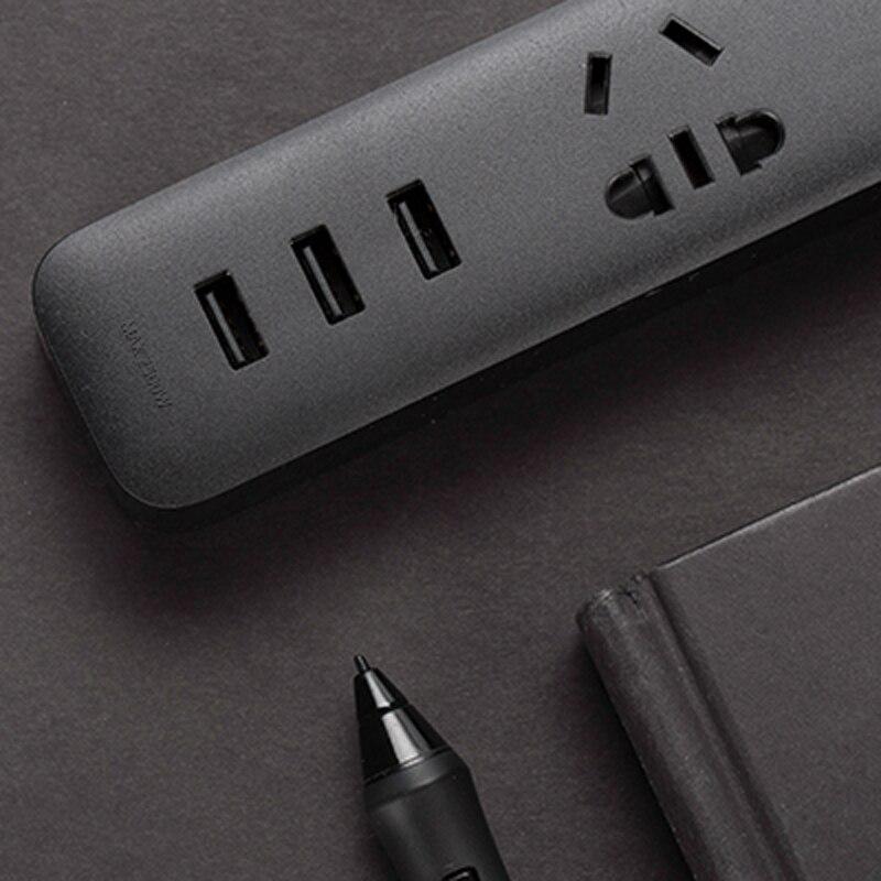 Xiaomi Mi Power Strip 3 Socket 3 USB 8
