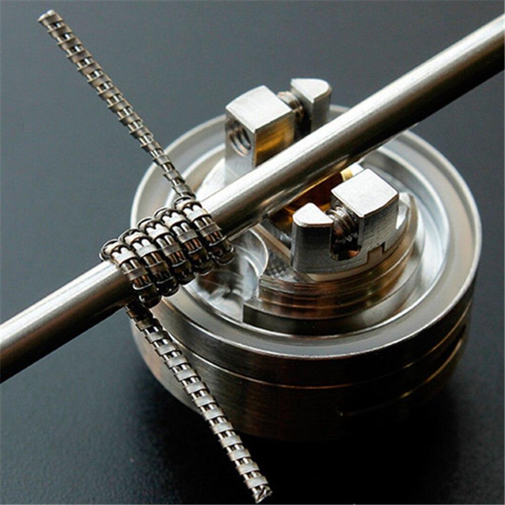 Coil Stick RDA Atomizer Fixing Burning Coil Tool Coil Jig Vape Pen Electronic Cigarette Vape Accessories