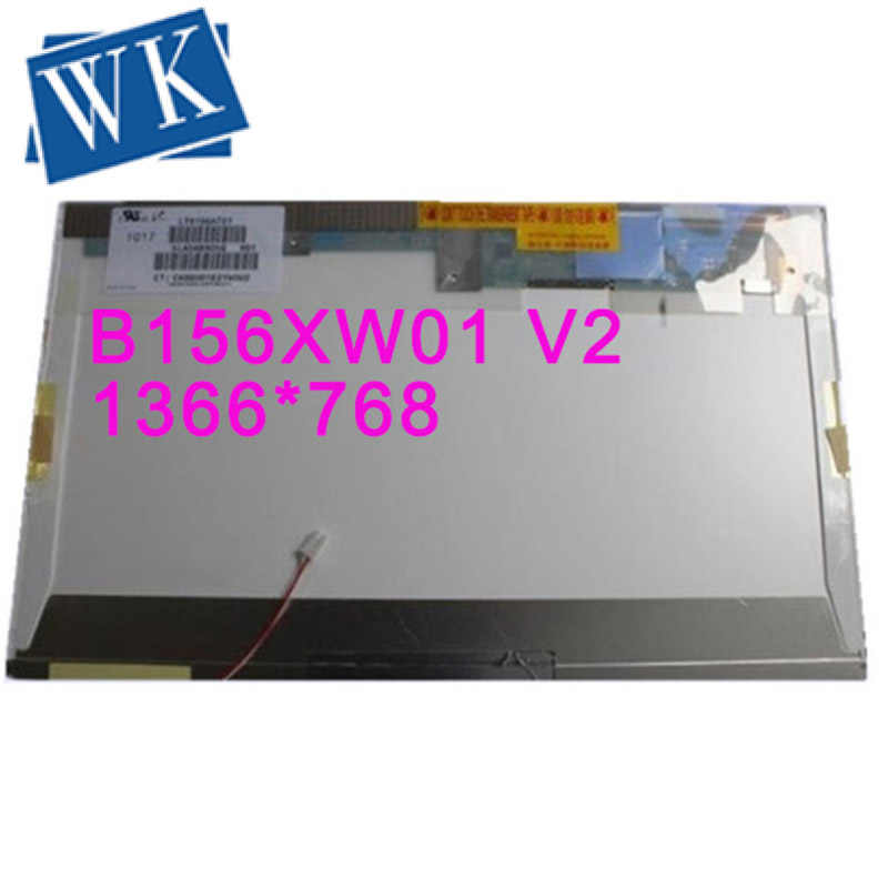 15.6 ''lcd matrix B156XW01 V2 V1 V0 V3 LTN156AT01 LP156WH1 TLC1 CLAA156WA01A N156B3-L02 30PIN DELL 1545 IÇIN laptop lcd ekranı