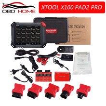 XTOOL X100 PAD2 Pro X100PRO2 X100PAD2 Wifi Bluetooth OBD2 strumento diagnostico/Pogrammer chiave per VW 4 ° 5 ° IMMO/regolazione contachilometri