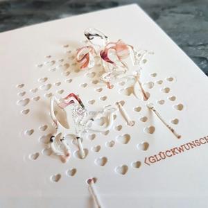 Image 4 - Свинья, для рукоделия, металлические режущие штампы, порезанные формы, любовь, сердце, фон для альбома, бумага, ремесло, нож, штампы, дырокол, трафареты