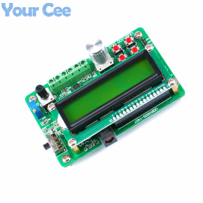 UDB1005S Function Signal Generator Source Frequency Counter DDS Module Wave 5MHz (2)
