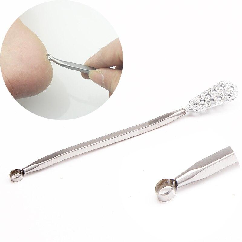Pied de colza Pes para pretty pie Lima herramientas de cuidado de la piel Raspe pedicura Profesional callos masajeador rallador de acero inoxidable