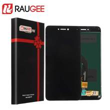 Raugee dla Huawei Honor 8 Lite Ekran Lcd 5.2 inch Nowy wysokiej Jakości Zamiennik Wyświetlacz LCD + Ekran Dotykowy dla Huawei P8 Lite 2017