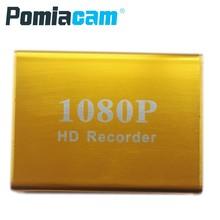 Новейший 1ch 1080P TVI AHD DVR Поддержка Макс 128 ГБ sd-карта 1 канал 1080P sd-карта видео рекордер CCTV DVR для дома, автомобиля, автобуса