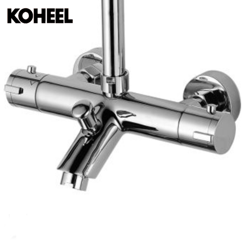 Thermostatic Mixing Valve Shower. Shower Mixer