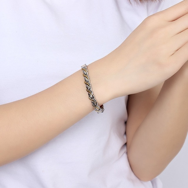 Adjustable Length Health Magnetic Bracelet