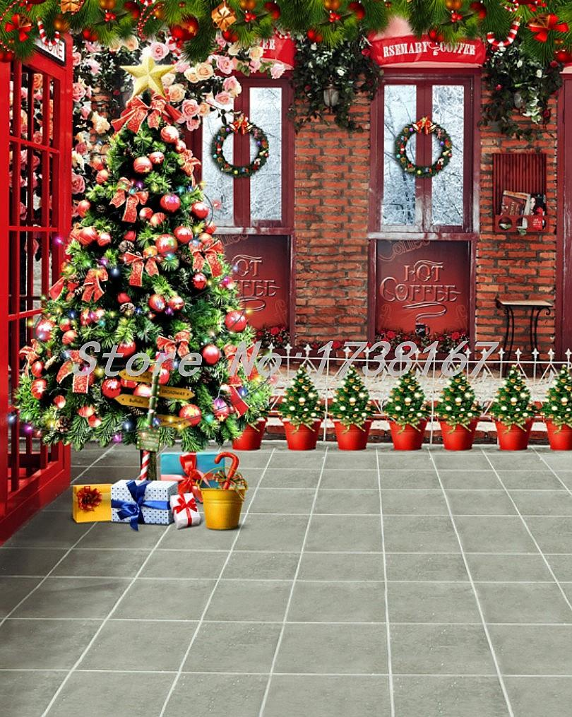 2015 New Newborn  Photography Background Christmas Vinyl  Backdrops 200cm *300cm Hot Sell Photo Studio Props Baby L846 2015 new 2mx3m warning sign on the beach digital backdrops muslin vinyl photography background