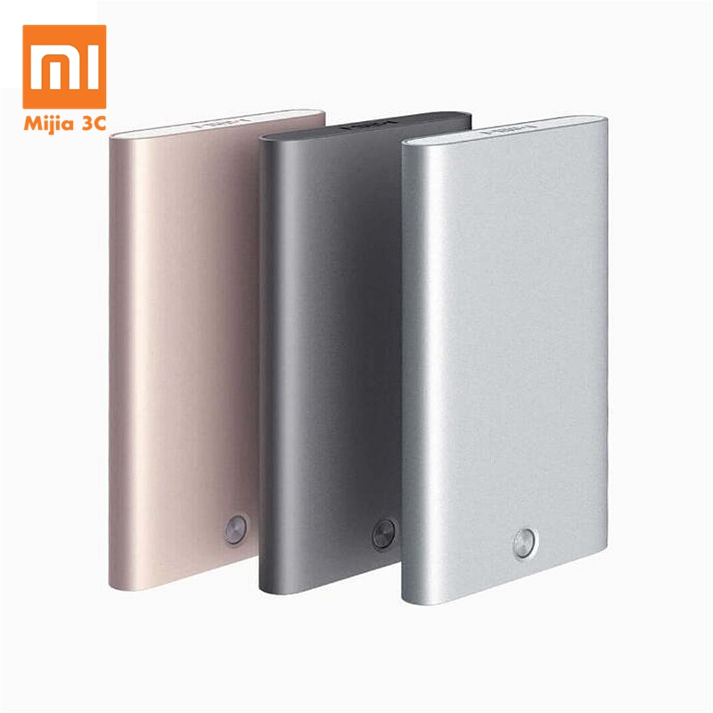 Original Xiaomi Youpin Mijia Rice Card Case Men Women Business Metal Wallet Card Holder Aluminum Smart Card Case Can Bank Card-in Wallet Cases from Cellphones & Telecommunications