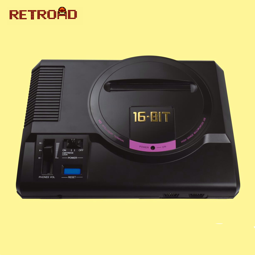 Hot hdmi video game console sega megadrive 1 genesis - Sega genesis classic game console game list ...