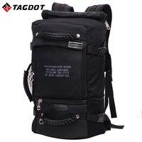 Laptop Bag Outdoor 2015 Mochila Male Super Large Capacity Multi Purpose Travel Backpack Multifunctional Bags 13