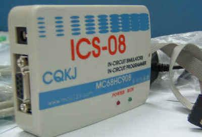 ICS08 FREESCALE(Motolora),MC68HC908 A Full Range Of Single-chip Simulation Programmer