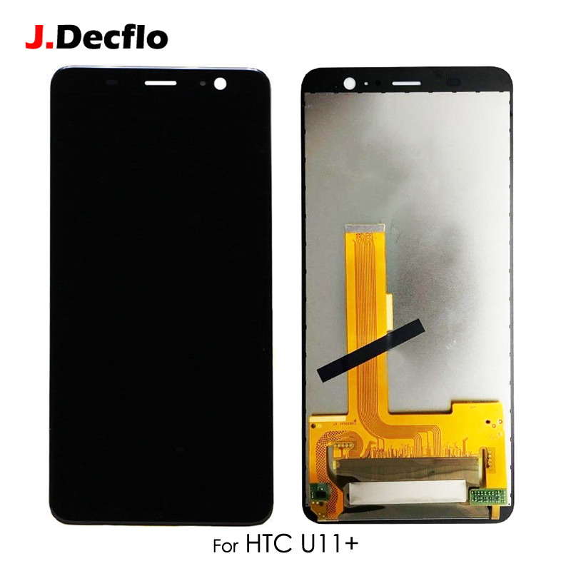 Original For HTC U11 Plus U11+ LCD Display Touch Screen Digitizer Panel Assembly Replacement Parts No Frame 100% Tested 6.0Original For HTC U11 Plus U11+ LCD Display Touch Screen Digitizer Panel Assembly Replacement Parts No Frame 100% Tested 6.0