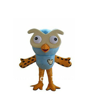 MASCOT The Owl mascot costume custom fancy costume cosplay kits mascotte fancy dress carnival costume