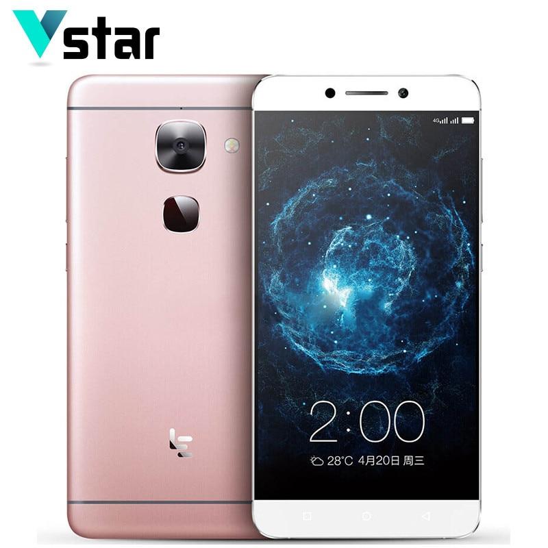 "LeEco 2016 Letv Le Two 2 X620 Fingerprint Deca Core 5.5"" Android Phone Helio X20 3G ROM Eui 5.6 Dual SIM 16.0MP Infrared"