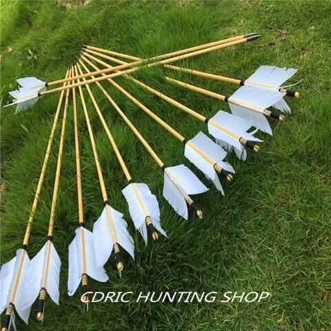 turquia pena para arco tradicional caca tiro com arco