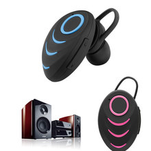 four.zero bass Wi-fi Bluetooth Earphone Transportable earphone Bluetooth Headset Handfree Earbud with mic in Automotive for iPhone android