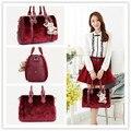 Women messenger bags, 2016 new fur handbags, handbags rabbit fur bag portable shoulder bag picture, Shoulder Messenger Bag