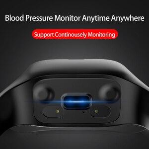 Image 3 - KEBIDU M1 Newest AI Smart Watch with Bluetooth Headphone Blood Pressure Heart Rate Monitor Long Time Standby Smart Wristband