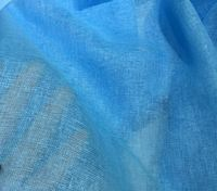 CL3351 Cotton Linen Mesh Gauze Fabric For Scarf Lining 55 Linen 45 Cotton Full Color 140
