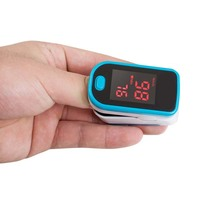 Finger Blood Pressure Monitor Pulse Oximeter Pediatric Infant heart rate monitors Fingertip oxyhemoglobin Saturation Monitor