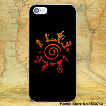 Naruto Itachi Sharingan Design Cases Cover for Apple iPhone 6 6s Plus 7 7Plus SE 5 5s 4s 5c