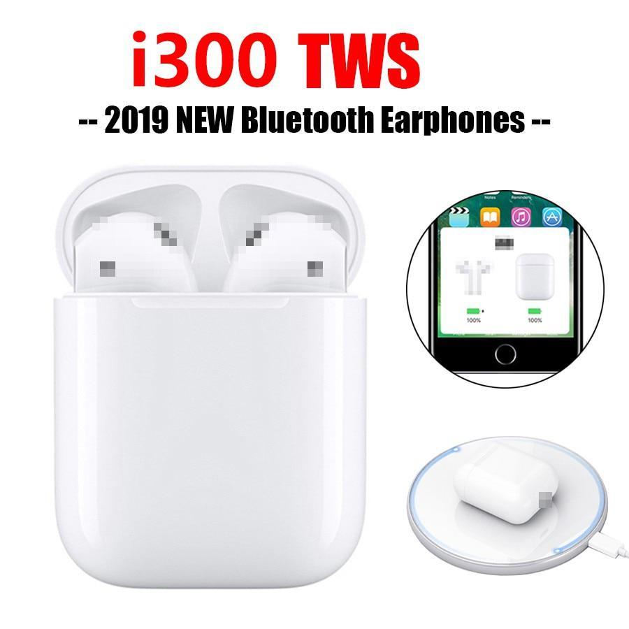 Kuulee I300 Tws 1:1 taille Bluetooth casque oreille écouteurs Air TWS casque sans fil W1 puce Pk I200 Tws I30 écouteur
