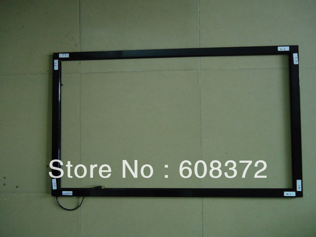 65 inch Infrared Touch Panel for Digital Signage / interactive multi touch overlay-10 Touch Points