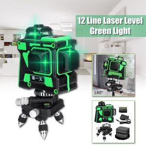 3D 12 Lines Adjustable Laser L