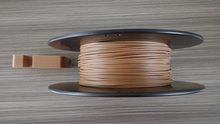 wood material 3d printer filaments Wood 1.75mm  MakerBot/RepRap/UP/Mendel wood color