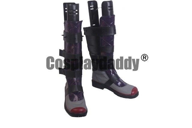 Apex Legends Interdimensional Skirmisher Kasırga Savaşçı Wraith Ortak Orijinal Cilt Ver. Oyunu Cosplay Ayakkabı Botları S008