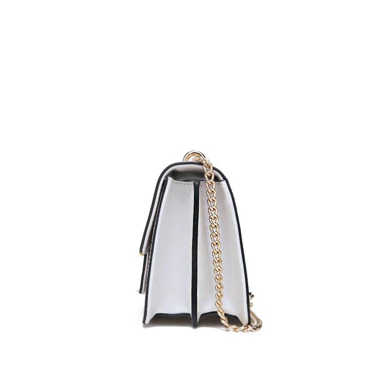 Chaîne Croix Sac À Sacs Designer Épaule Petit Cuir Texture De Beige noir rouge En Corps Bolsas Main Véritable Luxe Femmes Sangle Treillis Coréenne Z05qTT