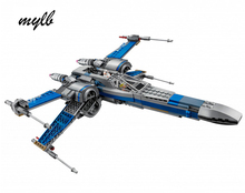 With mylb X-wing Star