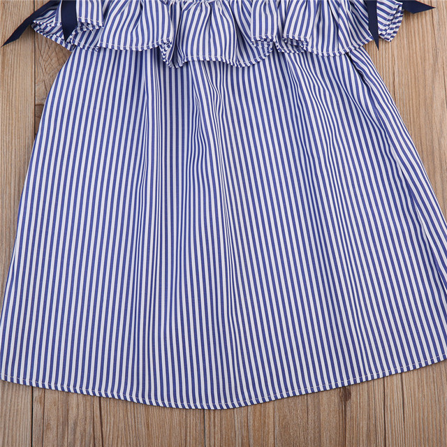 Baby Girls Short Sleeve Dress