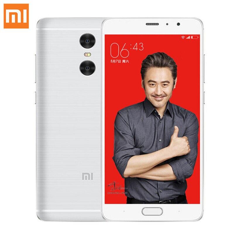 "Xiaomi Redmi Pro 3GB RAM 32GB ROM smartphoneMTK Helio X20 Deca Core Mobile Phone 5.5"" OLED 13MP Fingerprint phones"