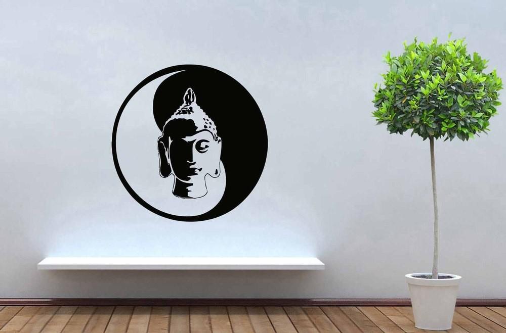 Mandala-Wall-Sticker-Home-Decal-Buddha-Yin-Yang-Floral-Yoga-Meditation-Vinyl-Decal-Wall-Art-Mural (8)