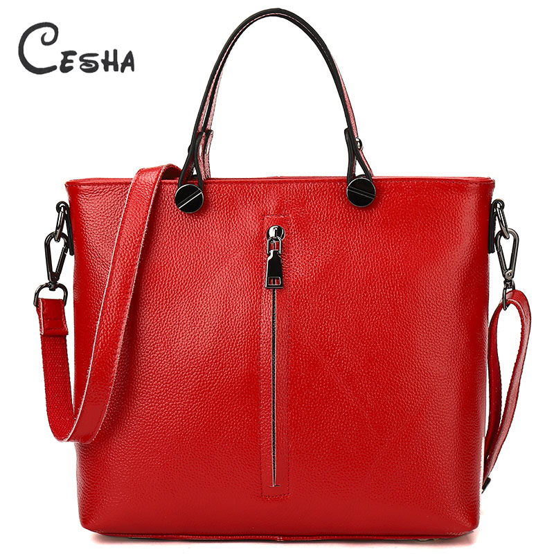 Luxury Genuine Cow Leather Business Women Shoulder Bag High Quality Real Leather Casual Tote Large Capacity Lady Leather Handbag 2018 quality assurance luxury genuine leather shoulder bag casual tote women handbag vintage hobo large capacity strap hand bag