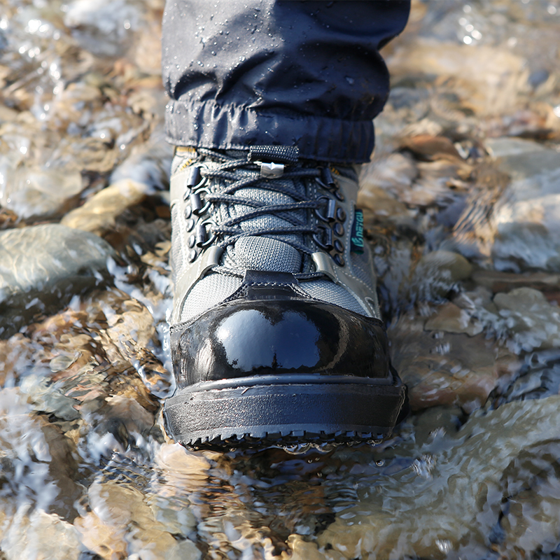 Winter waterproof fishing boots felt sole wader shoes no-slip wading boots for wadersWinter waterproof fishing boots felt sole wader shoes no-slip wading boots for waders