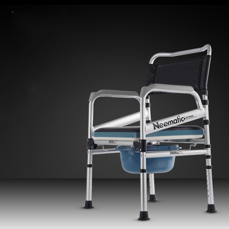 Medical Beside Commode Chair Homecare Toilet Bath Show Seat ...