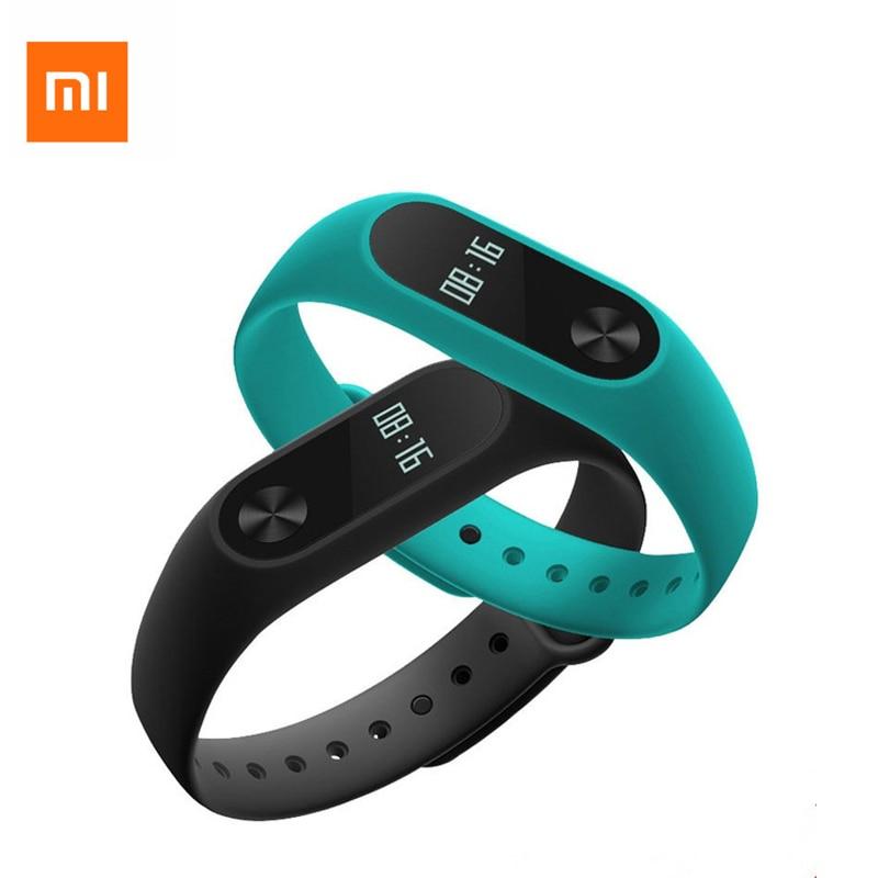 Original Xiaomi Band 2 Smart Wristband Bluetooth 4 0 Xiaomi Mi Band 2 1S Bracelet OLED