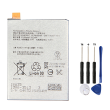Agaring Original Replacement Battery LIP1624ERPC For SONY Xperia X Performance F8132 Authentic Batteries 2700mAh sony xperia x perfomance ds f8132 white