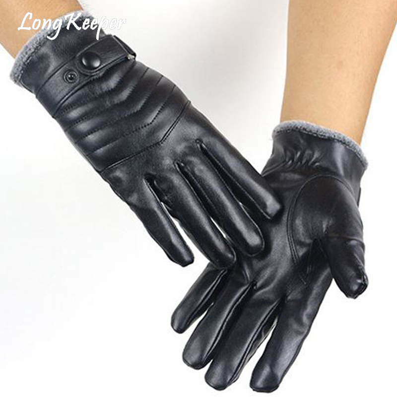 Trustful Long Keeper Cool Leather Gloves For Kids Fingerless Semi Fingerless Glove For 5-13 Years Child Half-finger Children Mittens G078 Apparel Accessories