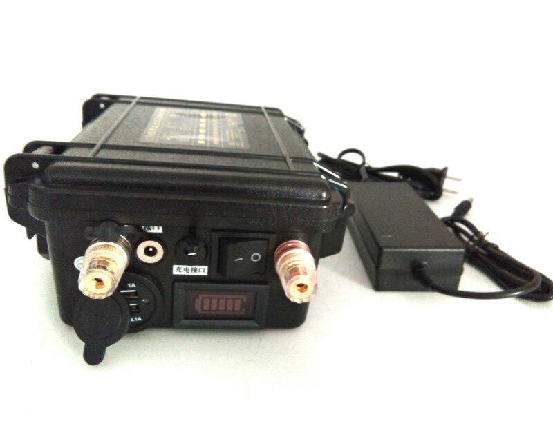 Waterproof 12v 40ah Lifepo4 Battery No 50Ah Li Ion Bateria USB Port for Caravan Camping Market