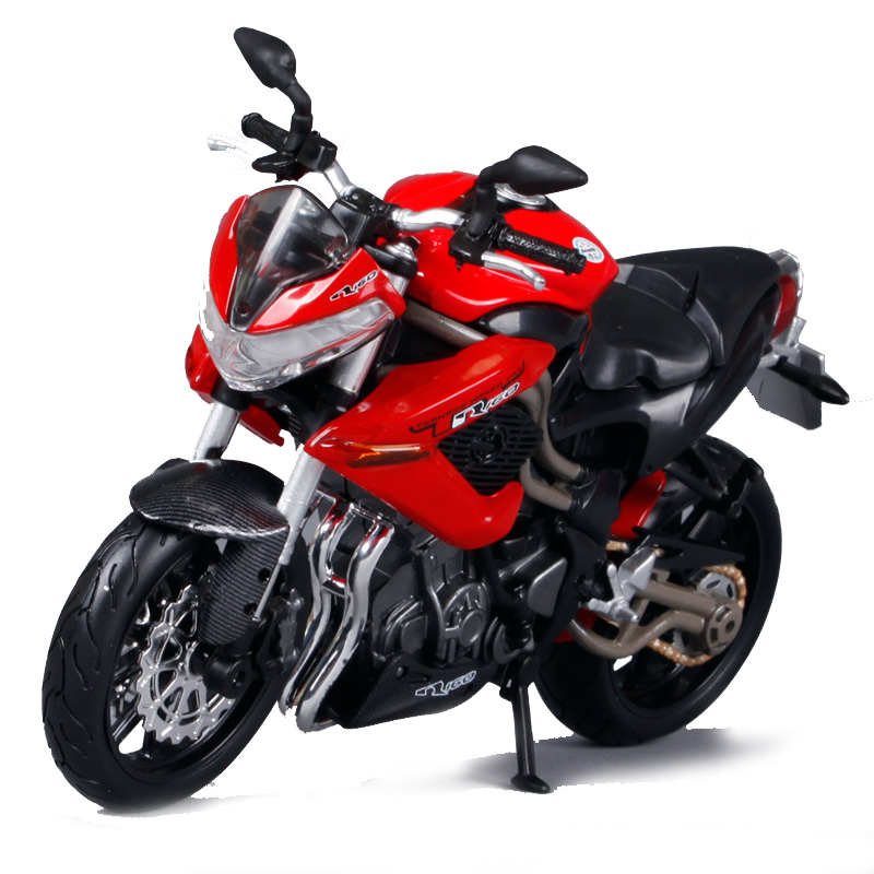 Maisto <font><b>1</b></font>:<font><b>12</b></font> benelli R160 red motorcycle diecast <font><b>1</b></font>/<font><b>12</b></font> scale motorbike <font><b>model</b></font> for collecting motorcycle toys for <font><b>car</b></font> fans 31195 image
