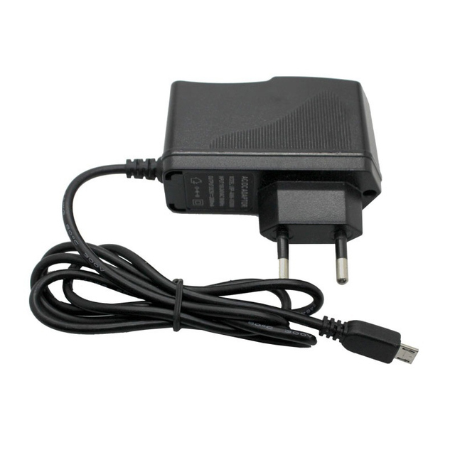 EU MỸ Cắm 5V2A Power Adapter với 1 m Micro Dây USB V8 Giao Diện cho Điện Thoại Di Động máy tính bảng WIFI DẪN Chuyển Đổi Sản Phẩm Kỹ Thuật Số
