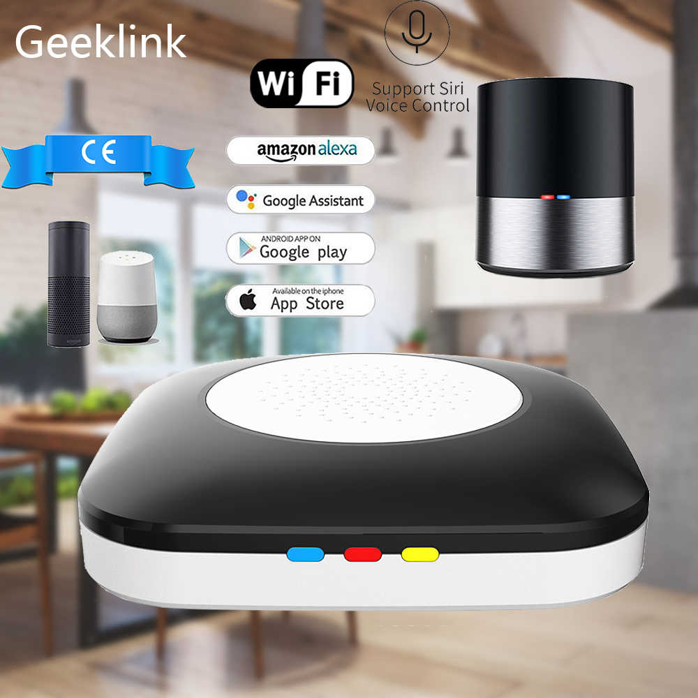 Detail Feedback Questions about Geeklink Smart Home WIFI+IR+
